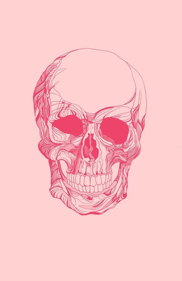9263b0b9c40ba0a13a125a573169b7d3--pink-art-pink-skull