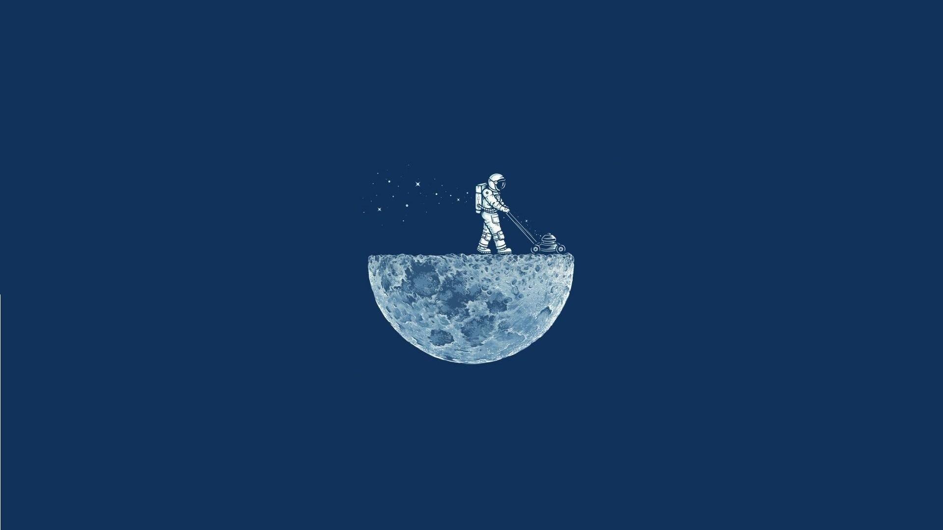 Moon-Astronauts-Illustration-Wallpaper